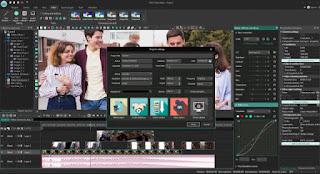 aplikasi edit video VSDC