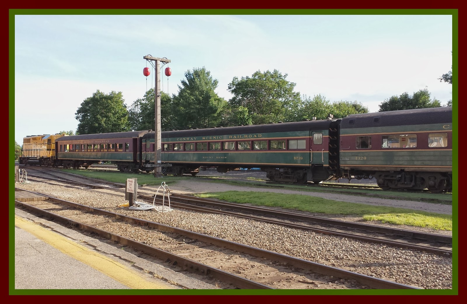Conway Scenic Railroad North Conway Nh ⋆ The Stuff Of