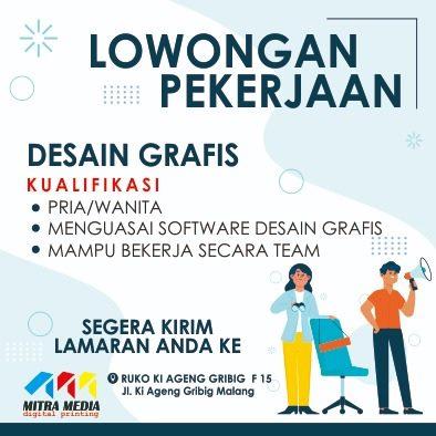 Loker Malang Terbaru Mitra Media Digital Printing