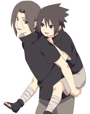 Gambar itachi dan sasuke