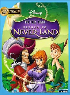 Peter Pan 2: El Regreso Al Pais De Nunca Jamas [2002] HD [1080p] Latino [GoogleDrive] SilvestreHD