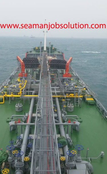 C/Off, 3rd/Off, AB and Oiler for Oil/Chem Tanker - Seaman
