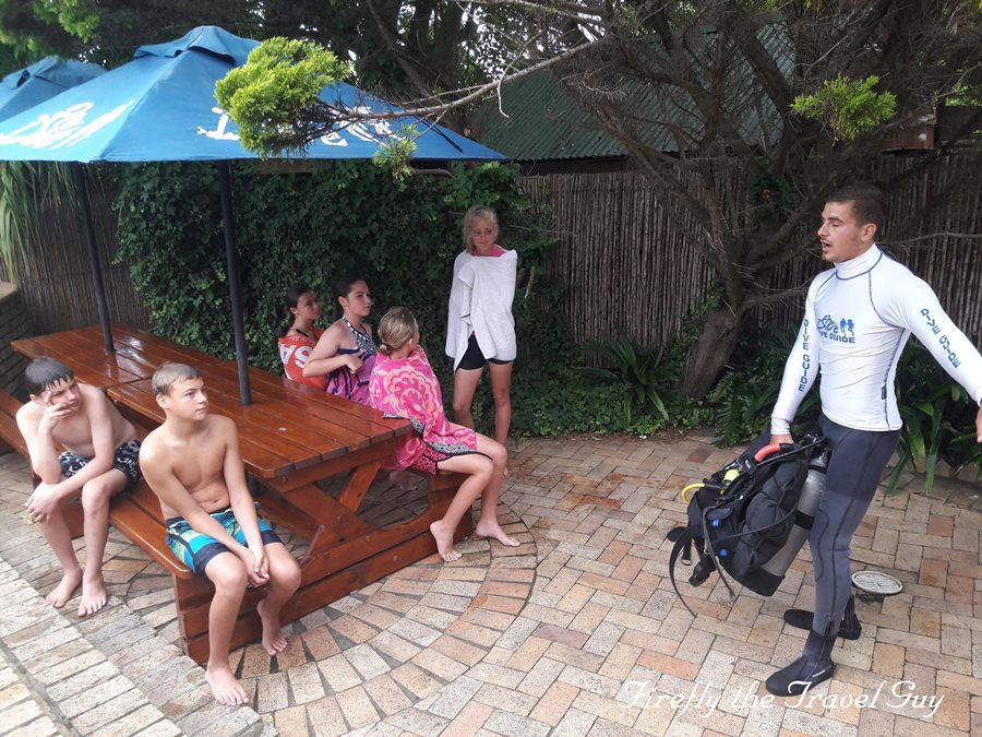 Scuba Diving Party In Port Elizabeth Featured Blog