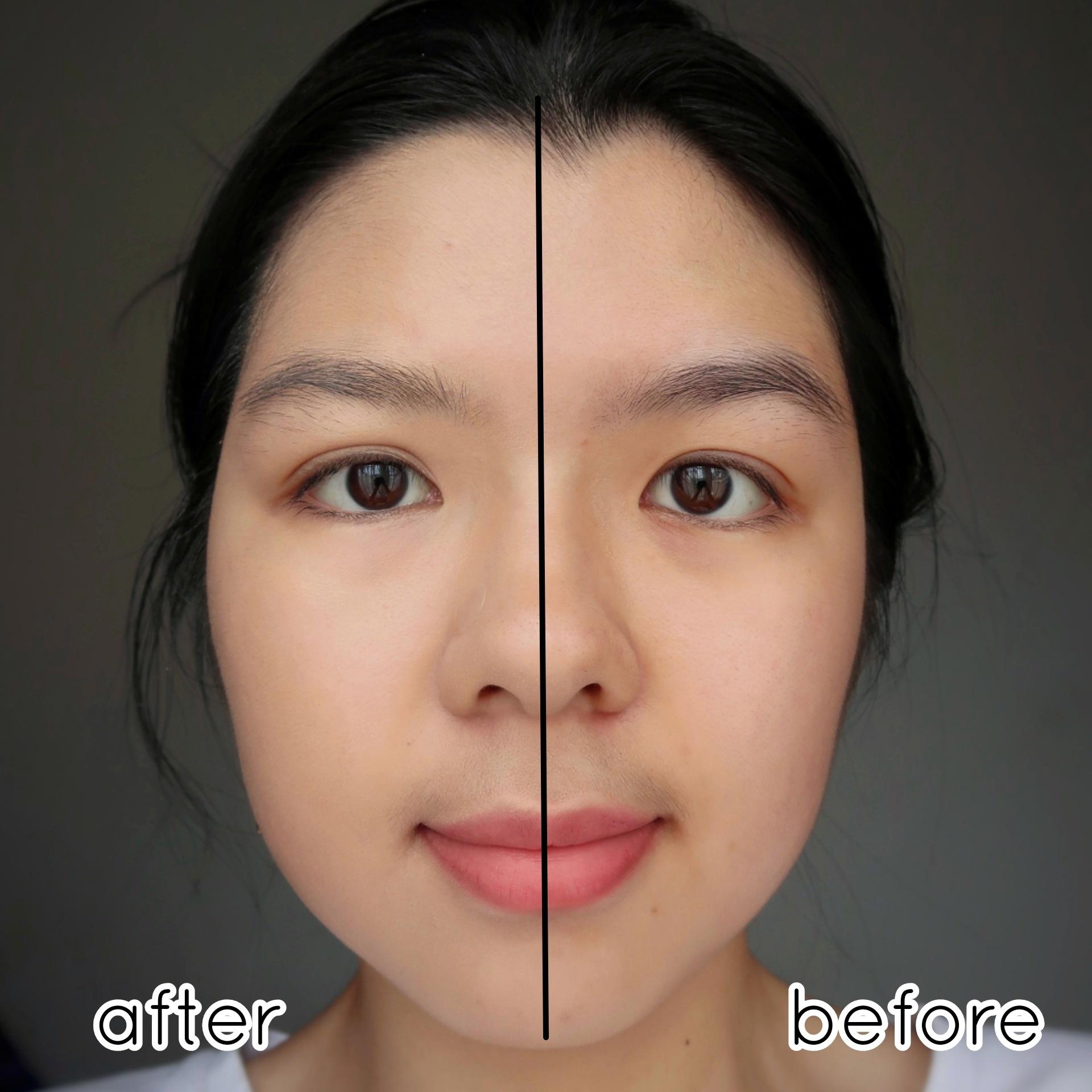 Review Looke Cosmetics BB Cushion Iris