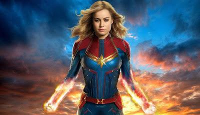 Brie Larson es la nueva superheroína de Marvel. Marvel Studios