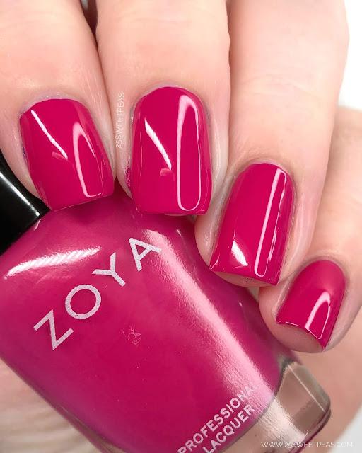 Zoya Kristie Splash Collection 25 Sweetpeas