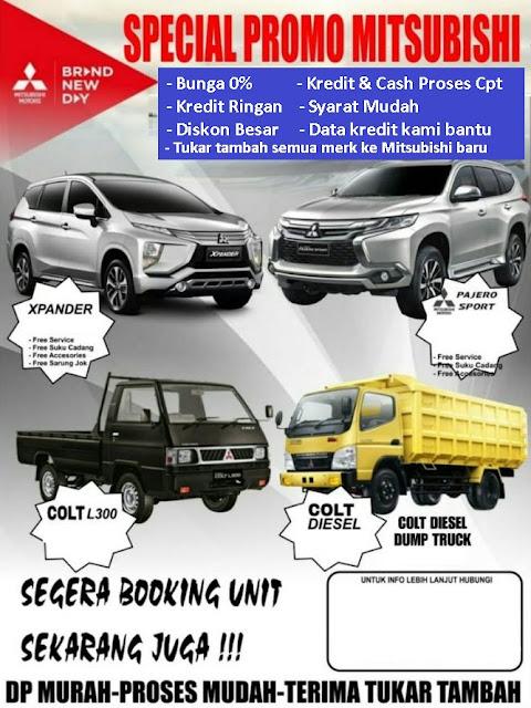 Harga Mobil mitsubishi Medan