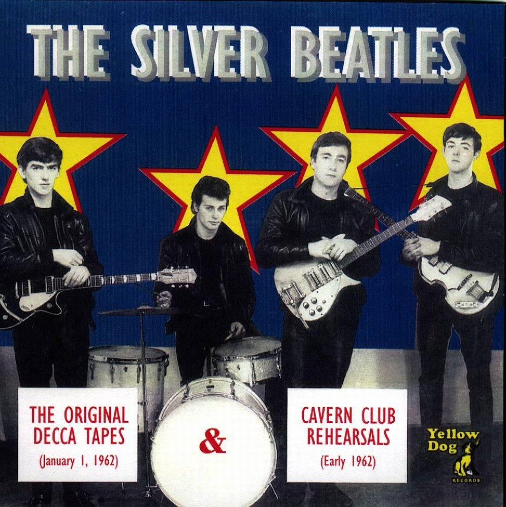 Music Archive: The Silver Beatles - Original Decca Tapes & Cavern