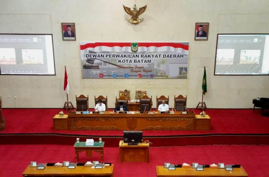 LKPJ Walikota Batam, Berikut Tindak Lanjut dan Rekomendasi Pansus