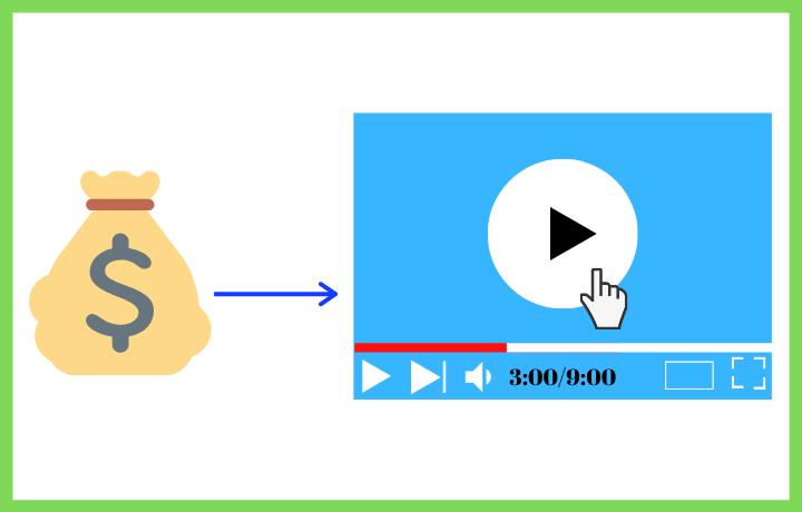 Cách kiếm tiền từ Video Youtube