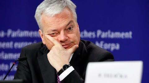 Reynders minden eszközzel fel kíván lépni a jogállamiság védelmében