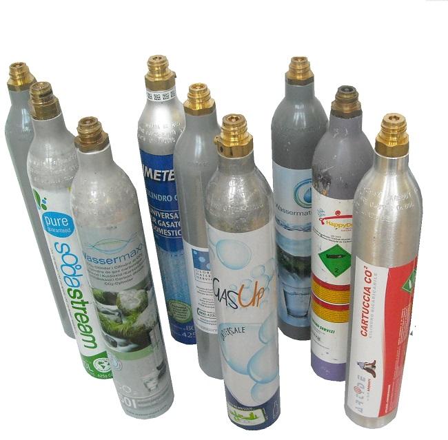 osmosi, microfiltrazione, erogatori acqua: ricarica bombole co2 a milano