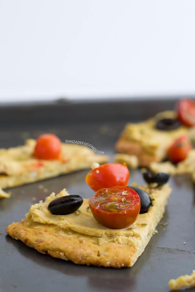 Pizza Recipe (vegan and gluten-free) | danceofstoves.com