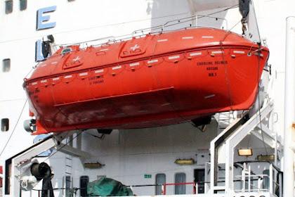 Peralatan Keselamatan di Kapal