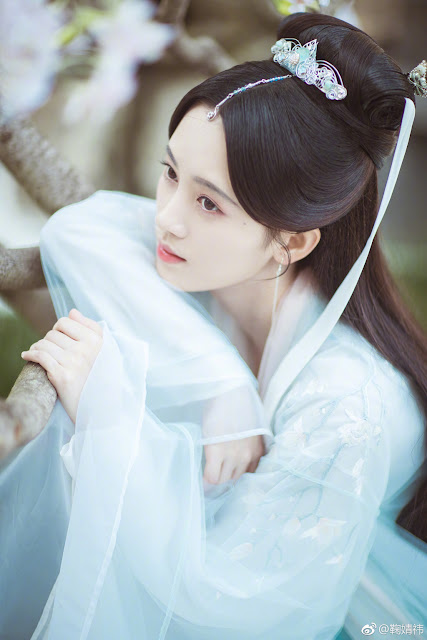 Legend of the White Snake Wrap Filming Ju Jingyi