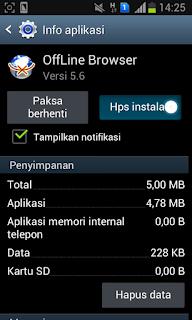 Cara Menghapus Aplikasi Android di Hp Android