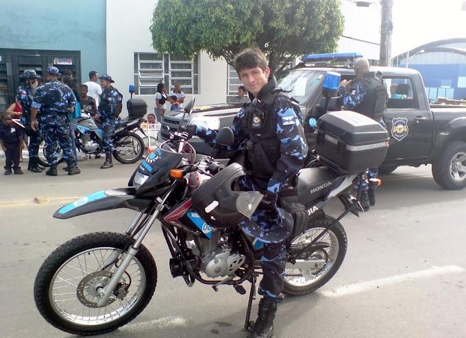 GUARDA MUNICIPAL TEM NOVO COMANDO EM DELMIRO GOUVEIA/AL