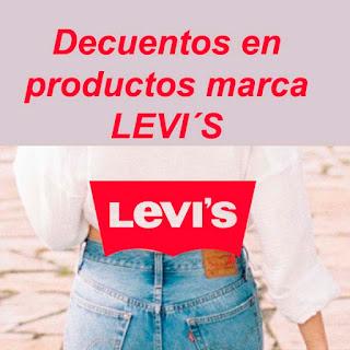 15% de descuento extra en marca Levis