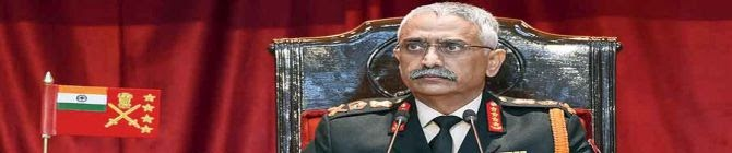 Army Chief Reviews Situation On India-Pakistan Border