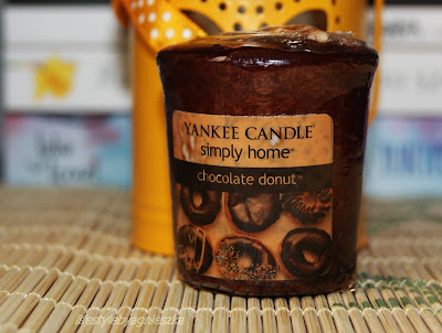 Yankee Candle Simply Home - Chocolate Donut