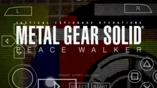 DOWNLOAD METAL GEAR SOLID PEACE WALKER HIGHLY COMPRESSED