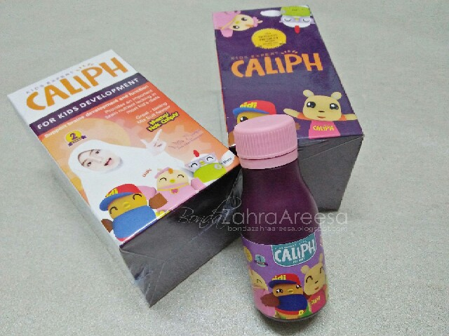 Caliph supplement sunnah terbaik untuk anak