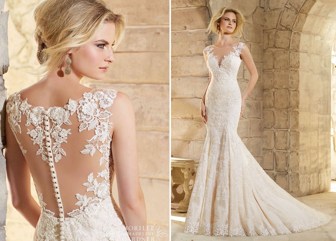Types Of Lace For Wedding Gown