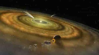 Oumuamua ¿de donde viene?