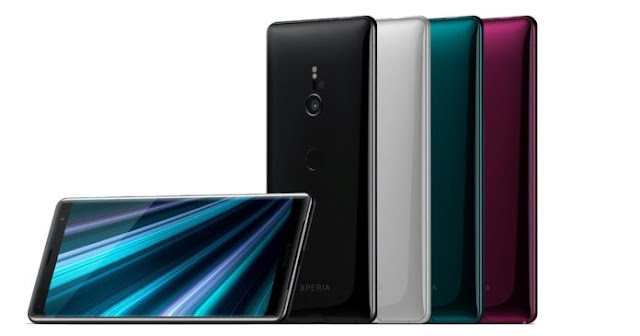 سعر ومواصفات هاتف Xperia XZ3 الجديد