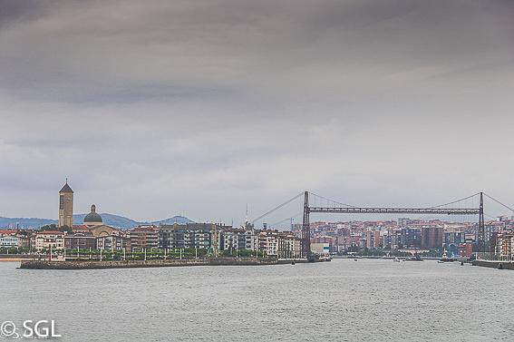 Puente Colgante de Portugalete (Bizkaia). 10 rincones de España que quizas no conozcas