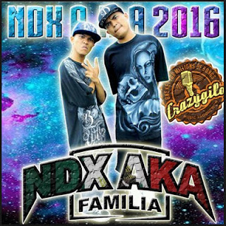 Chord Aku Ra Nikung - NDX A.K.A Familia Ft. Mbendolz VOC & MK CREW