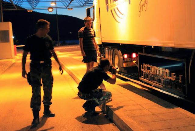 Ήγουμενίτσα: Κόμβος από τα κυκλώματα παράνομης μετανάστευσης το λιμάνι Ηγουμενίτσας