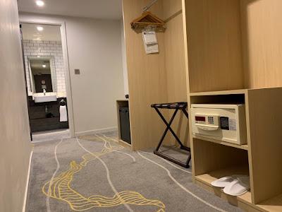 A room in Hilton Garden Inn Kuala Lumpur North