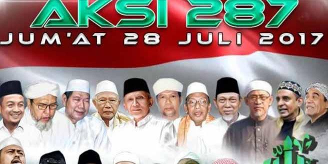 Tolak Perppu Ormas, GNPF-MUI Beserta Seluruh Ormas Islam Indonesia Gelar Aksi 287