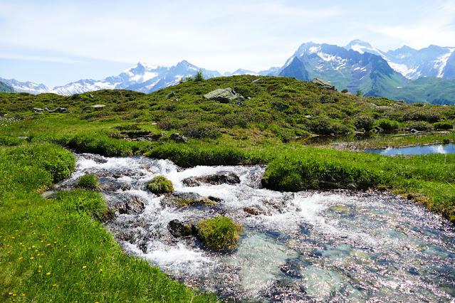 lago della selva waldnersee casere valle aurina