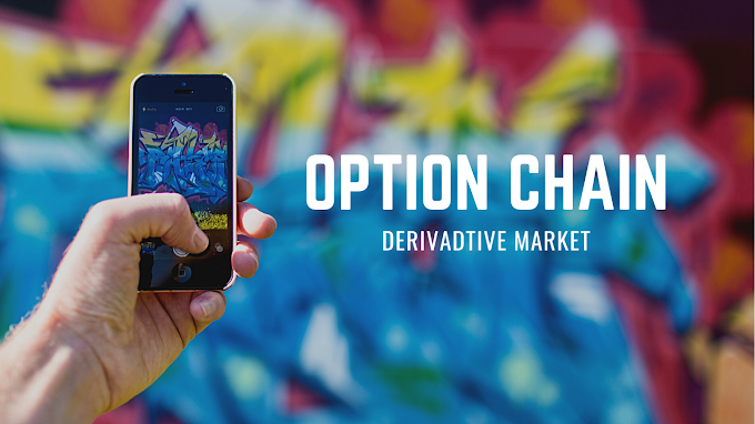Option chain in derivative market