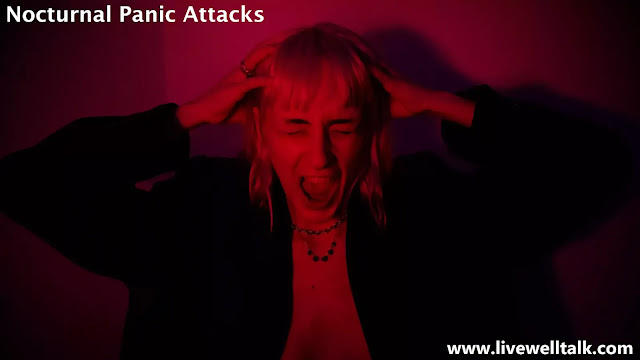 Nocturnal panic attacks generally occur when an individual is