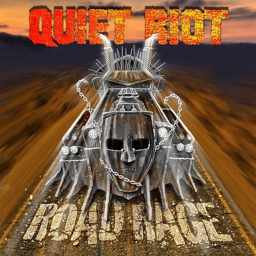 QUIET RIOT - Road Rage (2017) full