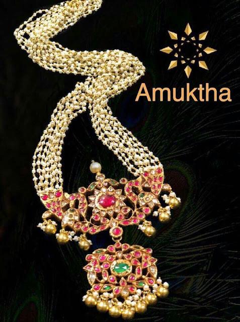 Pearls Haram by Amuktha