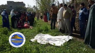 راس الجبال/صونين  : تم عثر احد الفلاحين على جثة امرأة ملقاة بوادي القنطرة رفراف