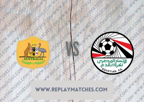 Australia U23 vs Egypt U23 -Highlights 28 July 2021