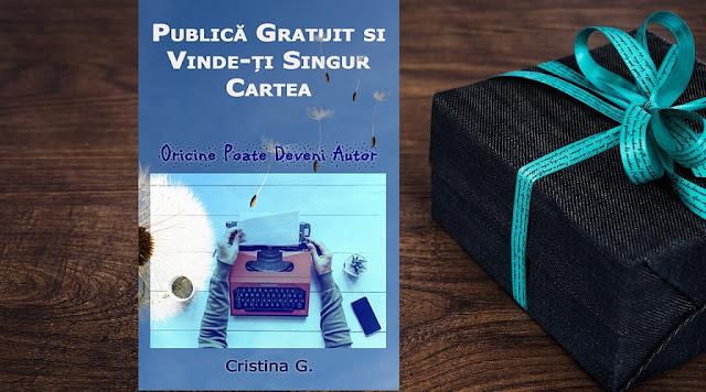 Carte cadou pentru scriitori și poeți, dar nu numai