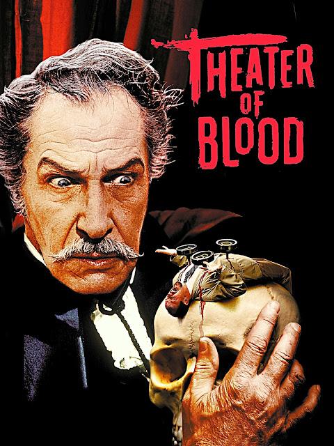 watch horror movies, ver peliculas de terror, vincent price , teatro de sangre