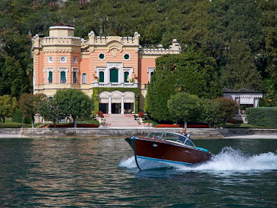 Luxury Holiday in Lake Garda: Villa Feltrinelli