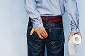 أعراض البواسير عند الرجال