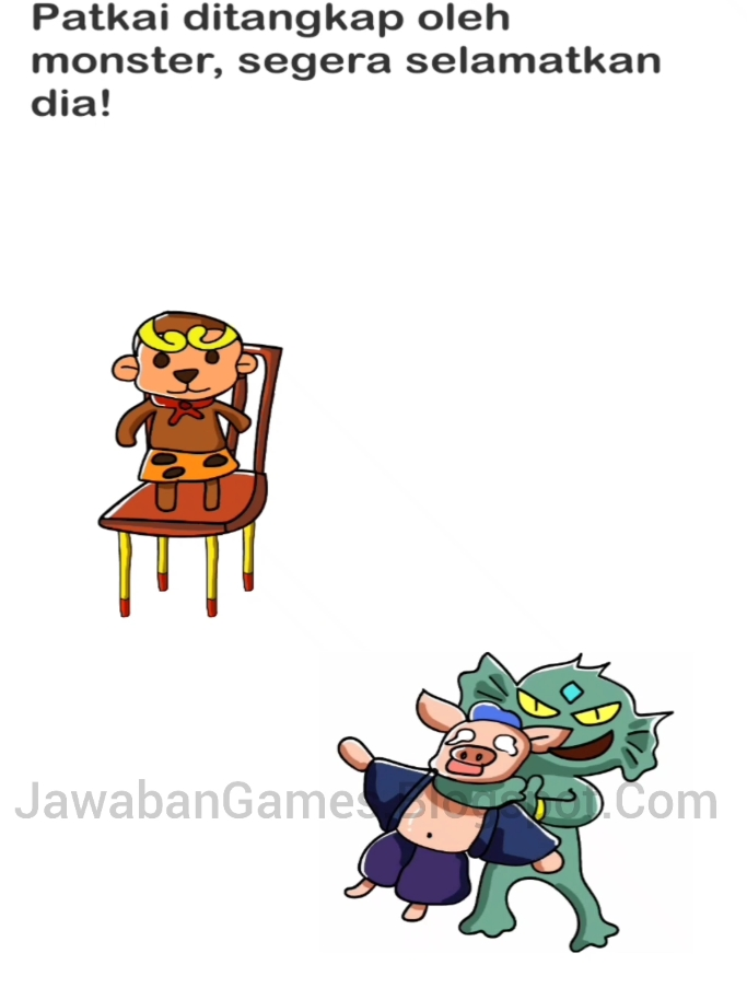 Try the suggestions below or type a new query above. Jawaban Brain Out Patkai Ditangkap Monster Python