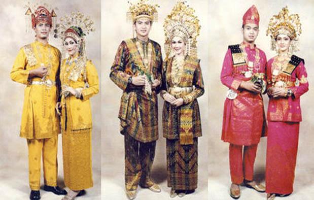 Pakaian Adat Riau Gambar Jenis Jenis dan Keterangannya
