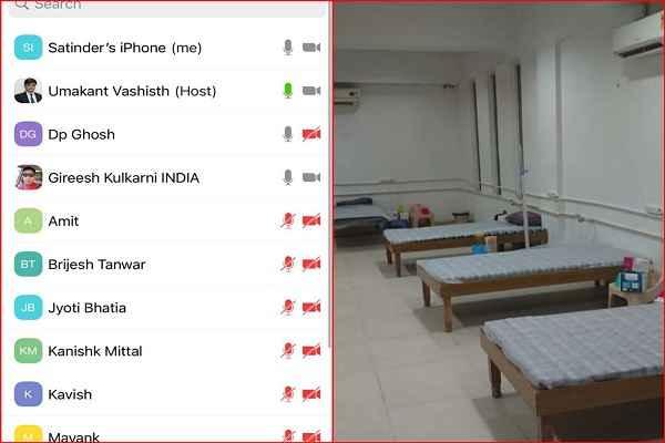 greater-faridabad-ozone-park-society-news-covid-isolation-bed