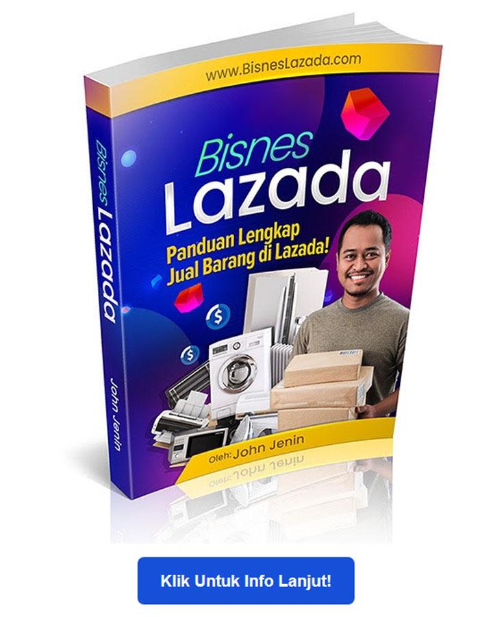 Panduan Berniaga Online di Lazada