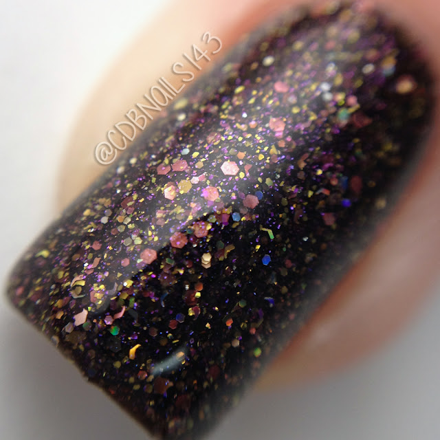 Noodles Nail Polish-Midnight Kiss